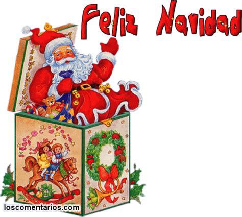imagenes graciosas de navidad animadas regalo de noel