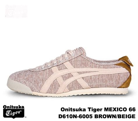 Po Original Onitsuka Tiger Mexico 66 Yellow Mustard White D6e9l 7102 premium one rakuten global market onitsuka tiger mexico 66 mexico brown beige onitsuka tiger