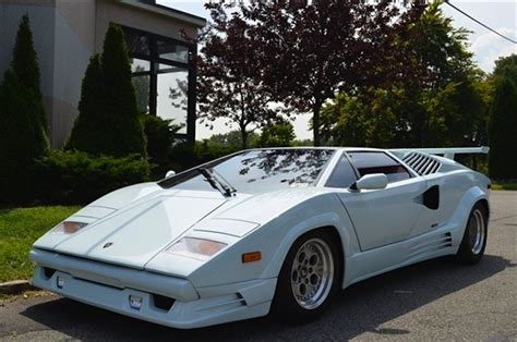 1989 Lamborghini For Sale Car Of The Day Classic Car For Sale 1989 Lamborghini