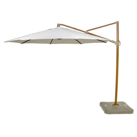 target patio umbrella offset patio umbrella target threshold square offset