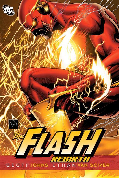 The Flash Rebirth 10 essential barry allen flash stories