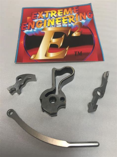 edge firearm imports extreme engineering extreme ultimate trigger kit lite speed