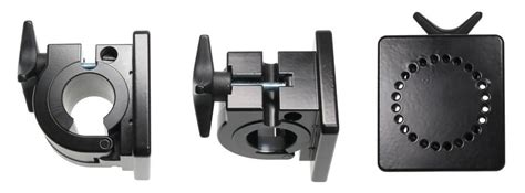 Mounting Od 30 Mm Rell pipe mount with mounting plate fits diameter 30 mm proclip usa