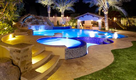unique pool ideas swimming pool design phoenix landscaping design pool