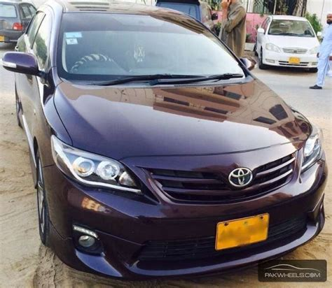how cars run 2012 toyota corolla security system toyota corolla gli 1 3 vvti 2012 for sale in karachi pakwheels