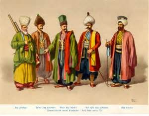 Ottoman Empire Fashion History Countries