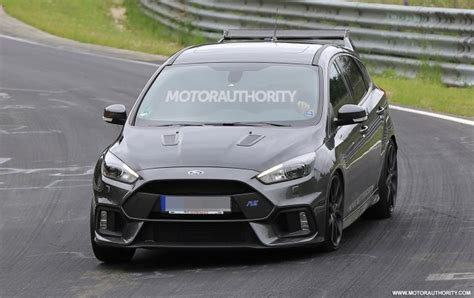 2019 Ford Focus Rs500 by 2018 Ford Focus Rs500
