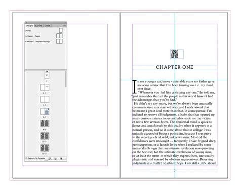 section numbering indesign indesign walkthrough how to create a table of contents