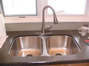 wilsonart hd counter with undermount sink kitchen