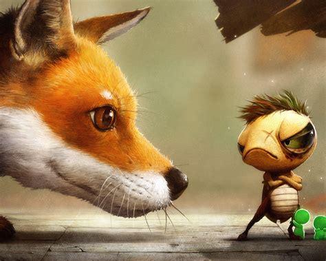 imagenes graciosas hd 2012 fondos de pantalla de el perro y la aveja animales