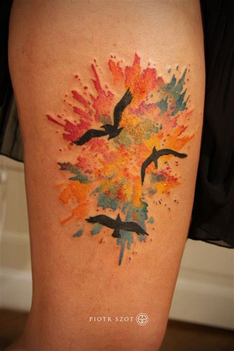 watercolor tattoos dallas pin by prachi asher on tattoos tattoos watercolor