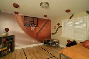Basketball Wall Mural home vinyl wall graphics amp murals autotize