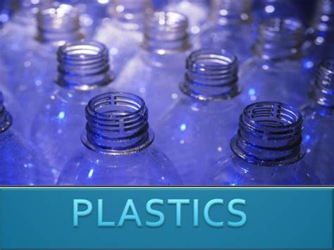 Plastic On The plastics ppt