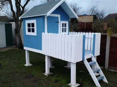 build your house build your own wendy house for next to nothing