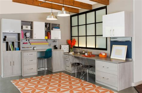 inspired craft room home office