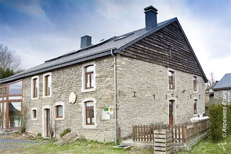 splendid authentic house to rent in houffalize