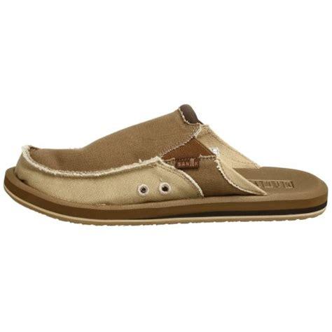 sanuk you got my back men s slip on sandals sandals