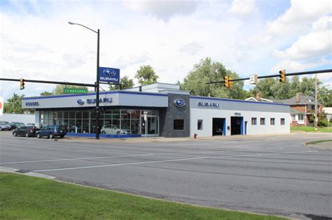 Hodges Subaru by Hodges Subaru Downtown Ferndale