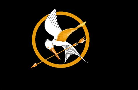 hunger games symbol cake ideas and designs