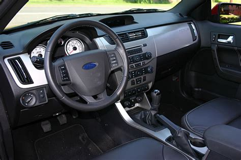 2009 Ford Focus Interior 2009 Ford Focus Ses Between Econobox And All Out Sport
