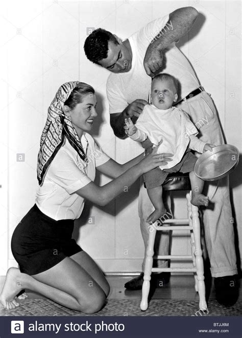 actress esther williams competitive swimmer and actress esther williams left