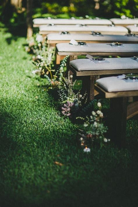 wedding bench best 25 wedding bench ideas on pinterest outdoor