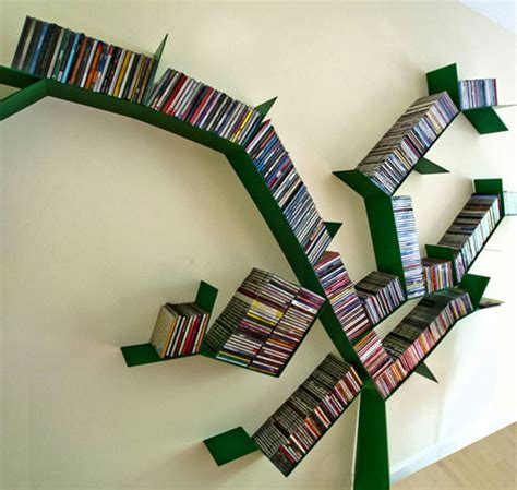 Tree Book Rack by 5 Cool And Creative Tree Like Bookshelves Digsdigs