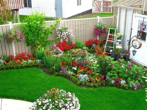 Flowers For The Garden Ideas Backyard Flower Garden Outdoors Gardens Beautiful And Hanging Baskets