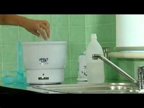 Baby Safe 6 Bottles Express Steam Sterilizer steam sterilizer by philips avent