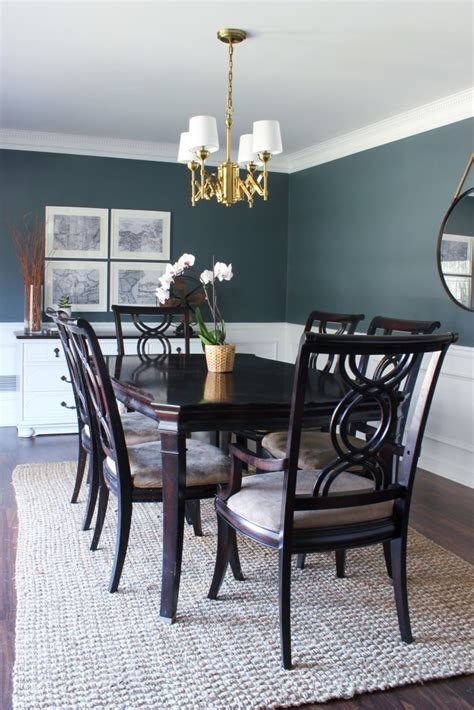 Dining Room Light Makeover All About The Dining Room Chandelier Erin Spain