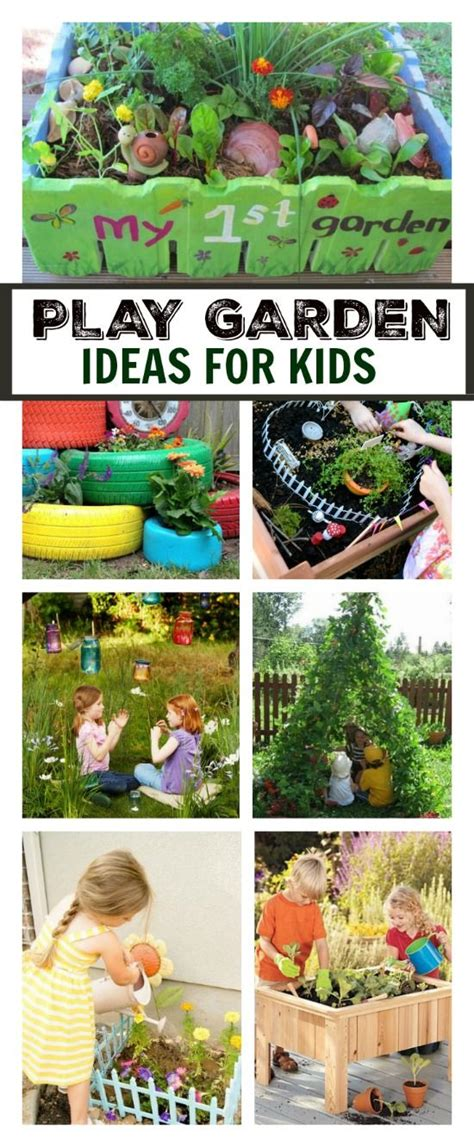 backyard cing ideas for children gardens creative and for kids on pinterest