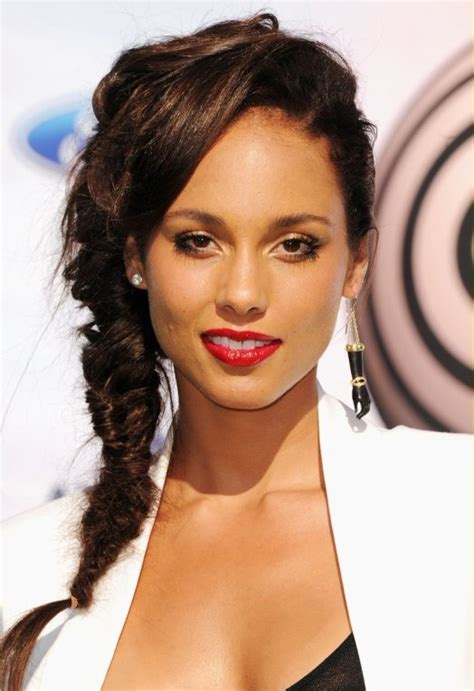 fishtail braid hairstyles for black women celebrity cute fishtail braids 2015 hairstyles 2017