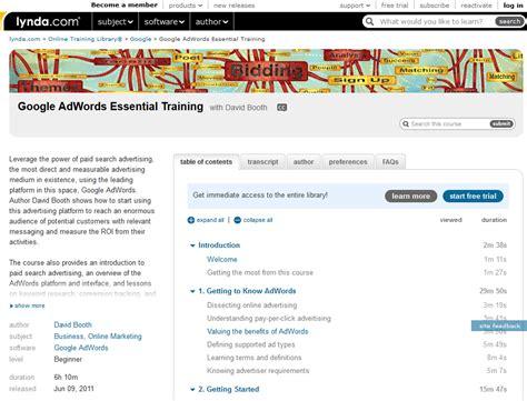 blogger tutorial lynda lynda wordpress essential training free todaybrazilw1