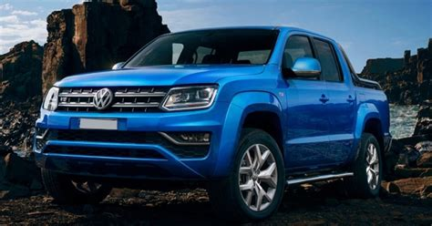 New Volkswagen Amarok 2019 by 2019 Vw Amarok Upgrades Design Specs New Truck Models