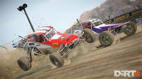 Dirt In The Details by Codemasters Reveal More Landrush Dirt 4 Details