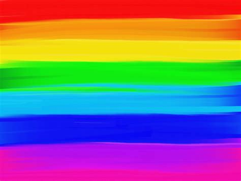 Rainbow Stripe rainbow stripes free stock photo domain pictures