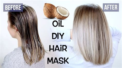 Hair Mask Diys Tips Tricks by Diy Coconut Hair Mask Tips Tricks