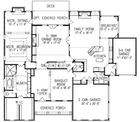 House Plans With Balcony by 2 Story House Plans With Balcony Joy Studio Design