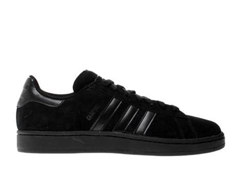 adidas cus 2 g22960 black all black on black suede casual athletic shoes ebay