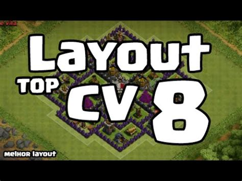 layout para youtube editavel melhor layout para centro de vila 8 cv8 clash of