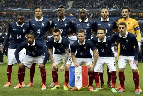 Suivez l'équipe de France de football - Le VPN France L Equipe Football