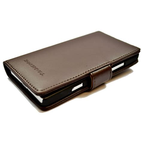 flip cover snakehive 174 premium leather wallet flip cover for
