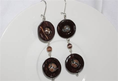 coconut jewelry