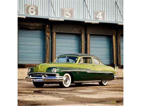 1951 Lincoln Lido by 1951 Lincoln Lido For Sale Classiccars Cc 808655