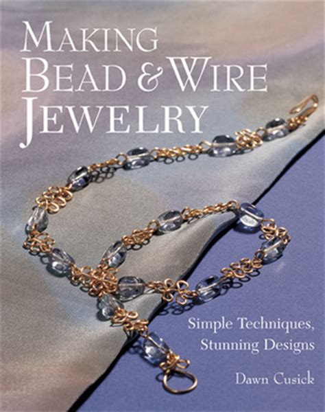jewelry books free bead wire jewelry simple techniques stunning