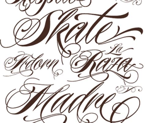 tattoo quotes in different fonts quotes in script font quotesgram