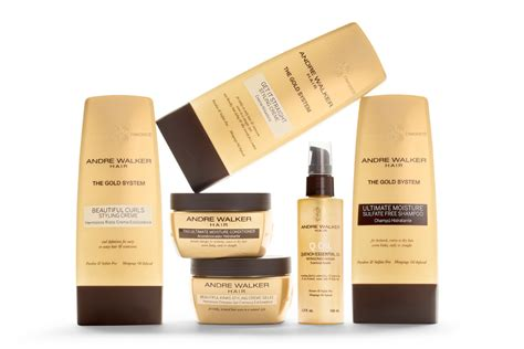Andre Walker Hair Typing System by The Buzz 187 Andre Walker Launches Multiethnic Hair Care At