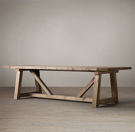 unfinished pine rectangular wood table top 1000 ideas about kitchen tables on