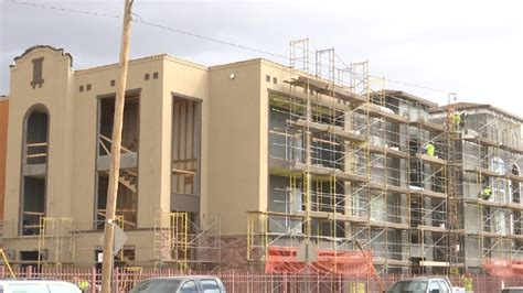 el paso housing authority el paso housing authority renovations in krupp and tays communities to be finished by