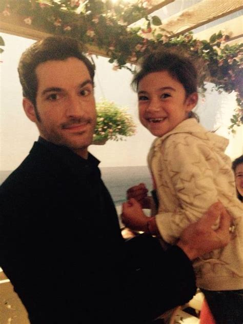 in a taxi with actor tom ellis daily mail online this photo sums up lucifer and trixie s relationship